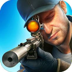 海外充值3D狙击刺客手游ios苹果版 APP ITUNES充值