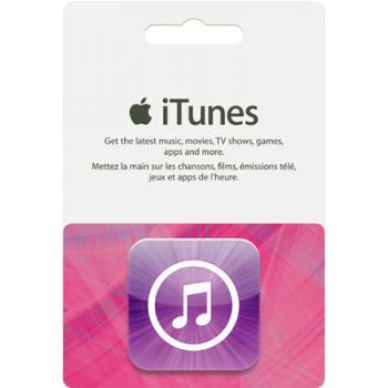 海外充值加拿大苹果礼品卡 app store itunes