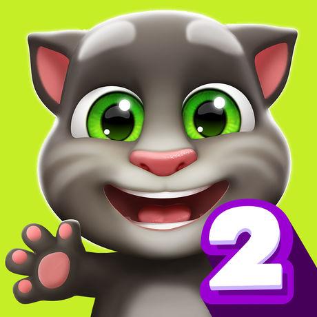 海外充值我的汤姆猫2手游ios苹果版 APP ITUNES充值