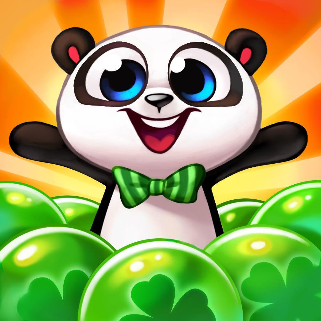 海外充值熊猫泡泡手游ios苹果版APP ITUNES充值