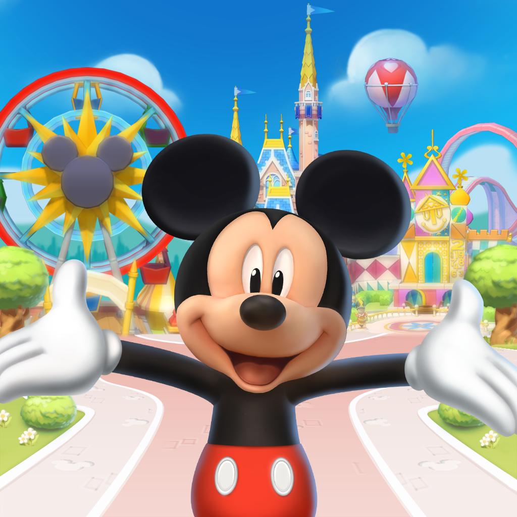 海外充值迪士尼梦幻王国手游ios苹果版 APP ITUNES充值