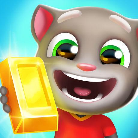 海外充值汤姆猫跑酷手游ios苹果版 APP ITUNES充值