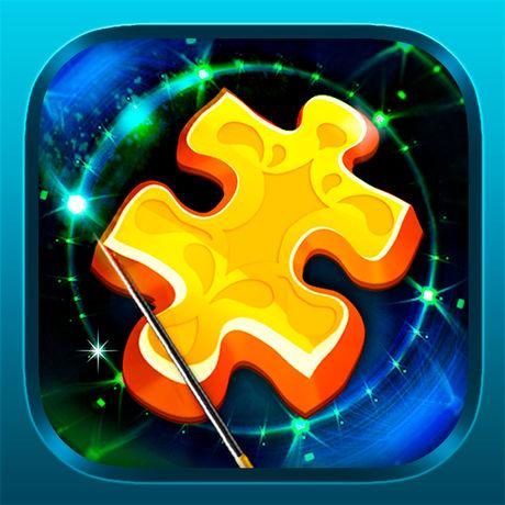 海外充值魔法拼图手游ios苹果版 APP ITUNES充值