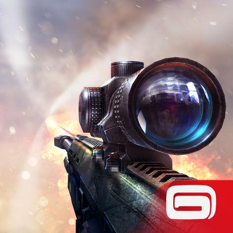海外充值炽热狙击手游ios苹果版 APP ITUNES充值炽热狙击
