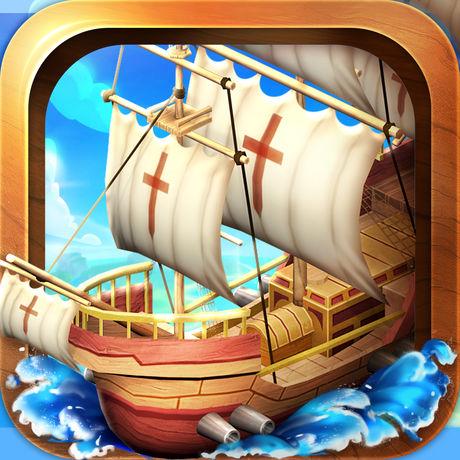 海外充值大航海风云手游ios苹果版 APP ITUNES充值