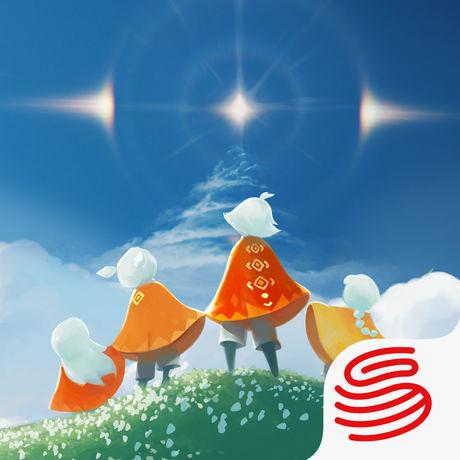 海外充值Sky光·遇手游ios苹果版 APP ITUNES充值