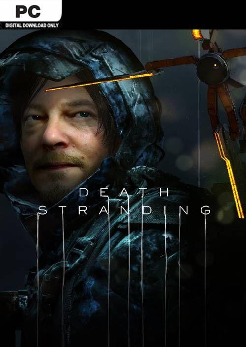 Death Stranding Steam Key GLOBAL