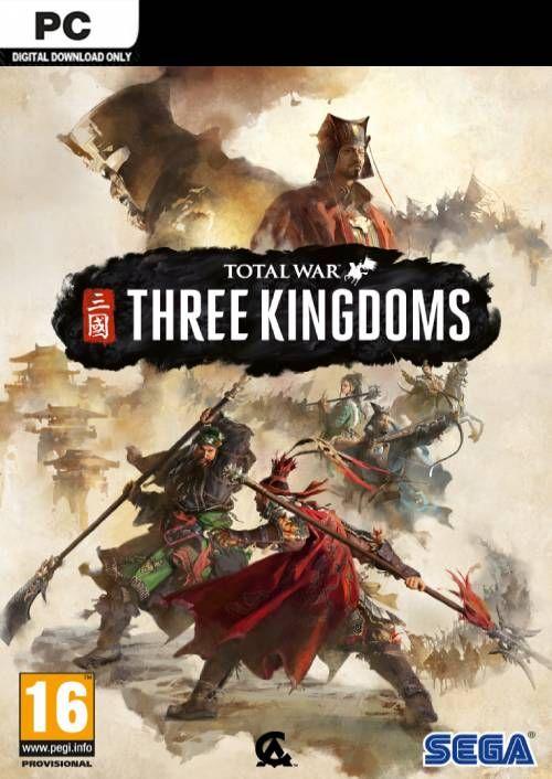 TOTAL WAR: THREE KINGDOMS [GLOBAL] - STEAM