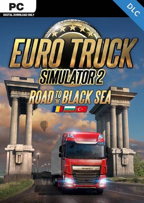 Euro Truck Simulator 2 - Road to the Black Sea...