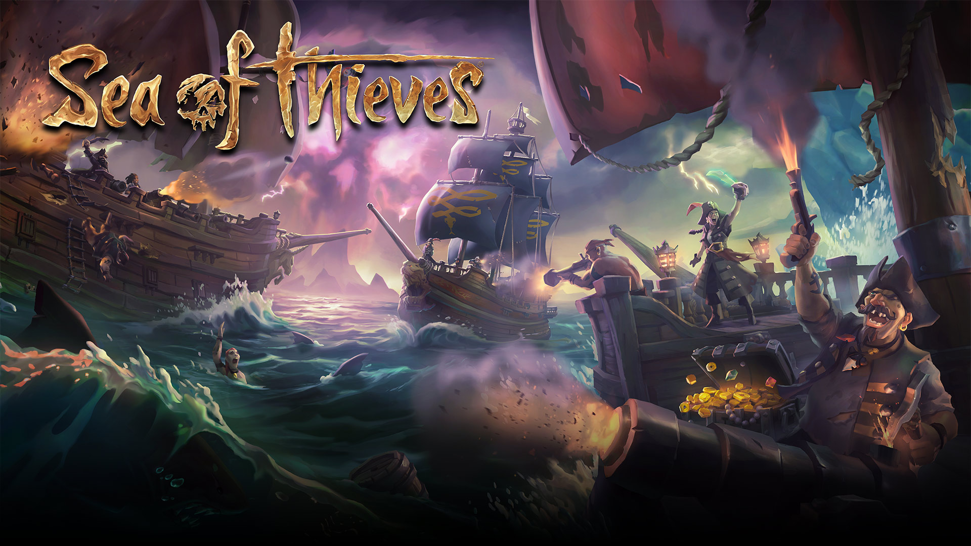 Sea of Thieves Steam Edition