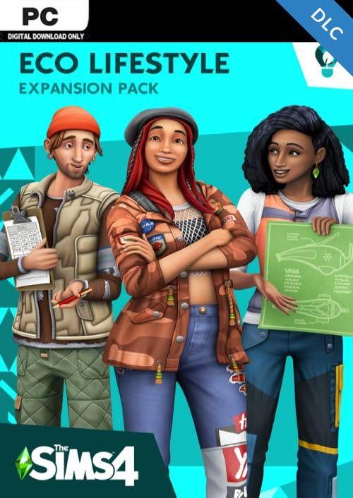 The Sims 4: Eco Lifestyle Origin CD Key