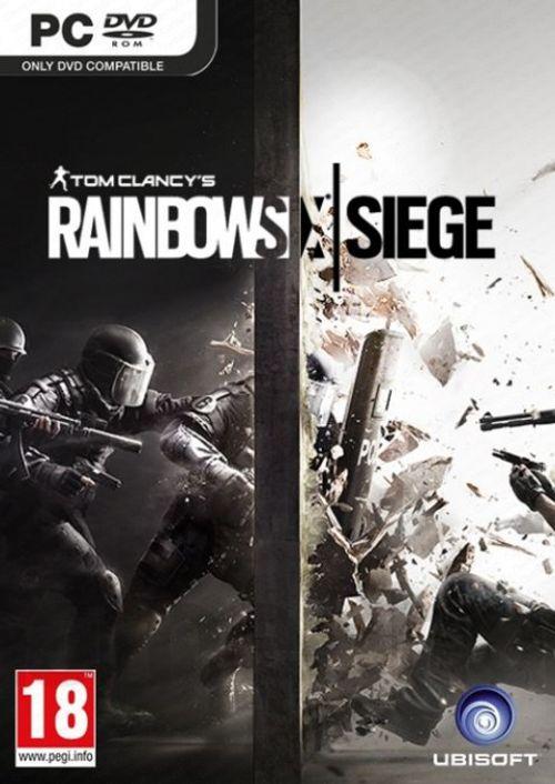 Tom Clancy's Rainbow Six: Siege Standard Edition EU
