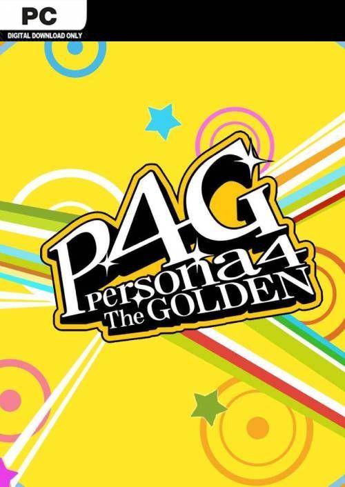 Persona 4 - Golden