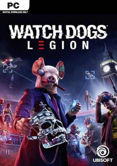 Watch Dogs Legion EU