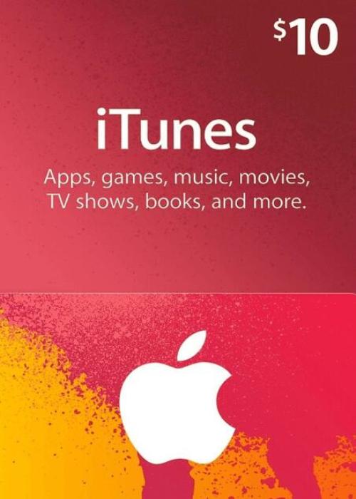 Apple Gift Card 10 USD