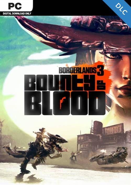 Borderlands 3: Bounty of Blood DLC