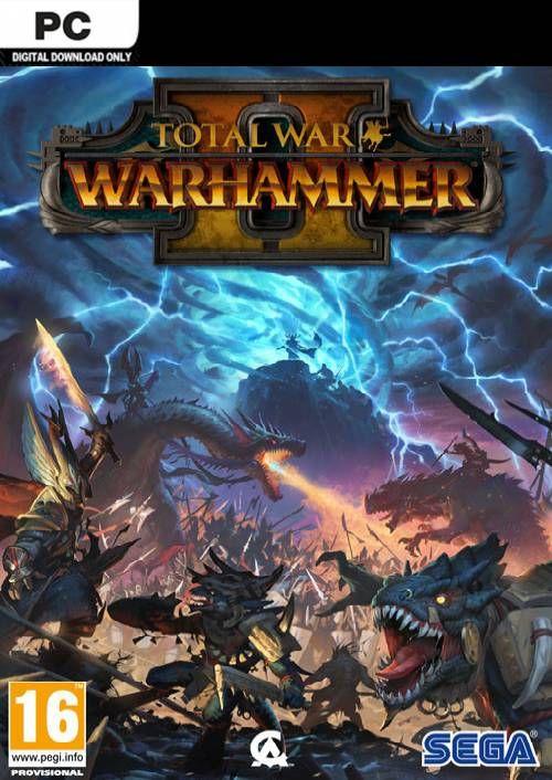 Total War: WARHAMMER II Steam Key