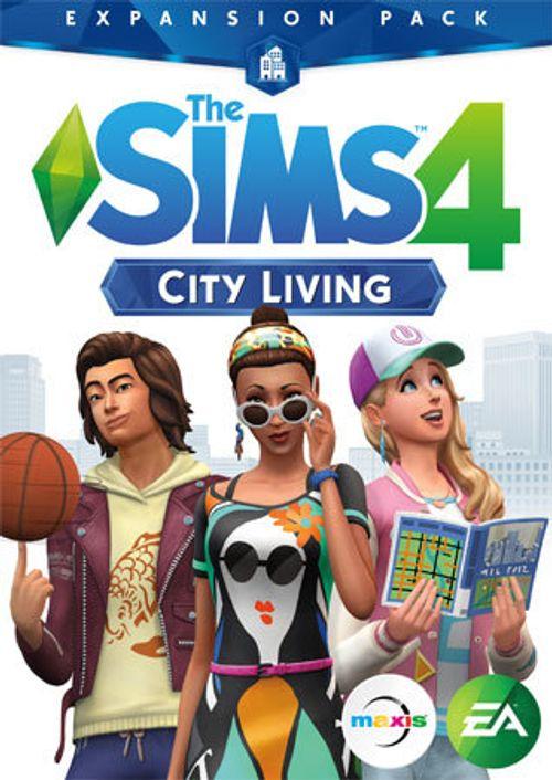 The Sims 4: City Living (DLC) Origin Key
