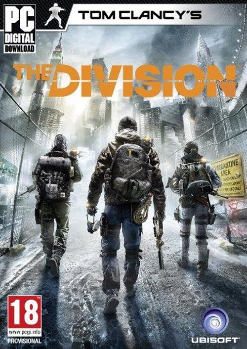 Tom Clancy's The Division Uplay Key