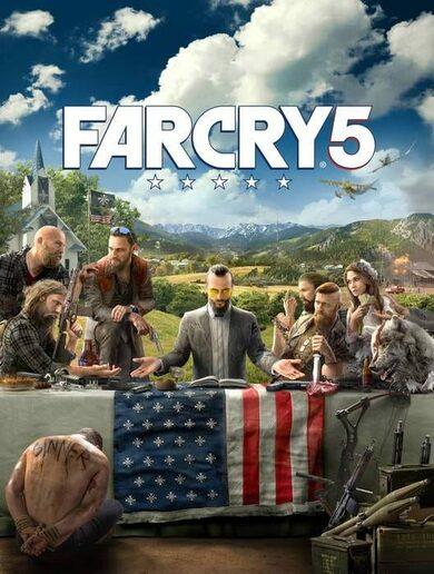 Far Cry 5 Uplay Key