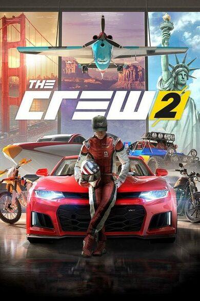 The Crew 2 Uplay Key