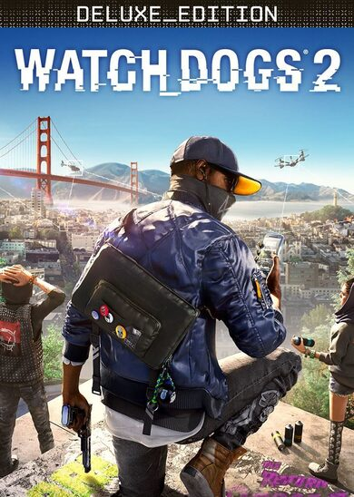 Watch Dogs 2 Deluxe Edition Uplay Key