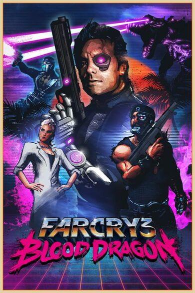 Far Cry 3: Blood Dragon Uplay Key
