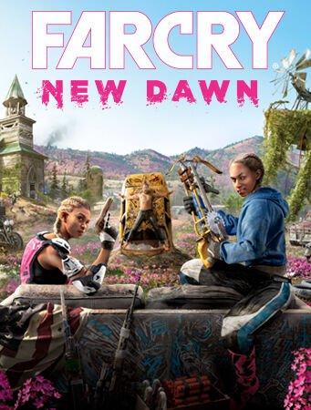 Far Cry: New Dawn Uplay Key