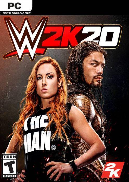 WWE 2K20 Steam Key